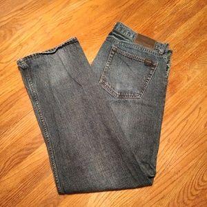 Mens Quiksilver Jeans 36waist 32length